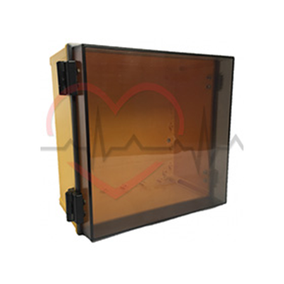 AED Wall Mount Cabinet Oudoor Waterproof Plastic. Defibrillator Box. AED Storage Cabinet. Bangkok First Aid Thailand