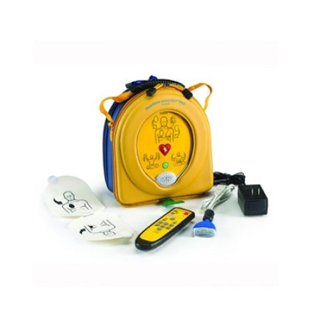 Heartsine AED Trainer 350p. AED Training Machine. AED Training. 6 Scenarios. 29 Languages Available. Bangkok First Aid Thailand