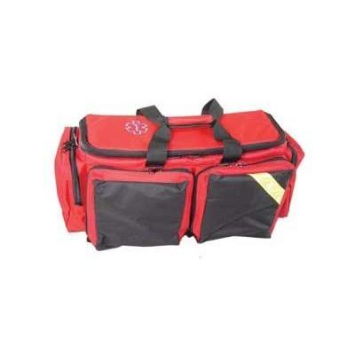 Ambulance Bag with Oxygen Tank Holder. EMS First Aid Bag for EMT, Paramedics, Emergency Rescue Teams. Bangkok First Aid Thailand