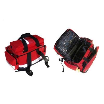 EMS Large Trauma Bag. EMS Paramedic Emergency First Aid Bag. EMS Medical Bag Empty. Bangkok First Aid Thailand.