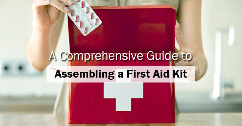 Assembling a First Aid Kit