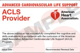 5 Tips to Keep in Mind to Pass the ACLS Certification Exam
