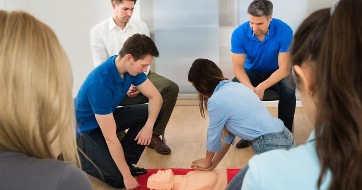 Why First Aid and CPR Training is Crucial - What to Know