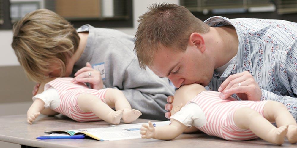 Pediatric CPR First Aid Training for Nannies and Parents. First Aid Tips. AHA Pediatric CPR First Aid Course. Bangkok First Aid Thailand