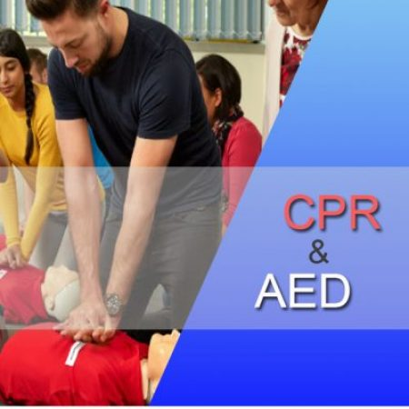 Onsite CPR AED Course_Local Certificate_Group package_CPR Thailand