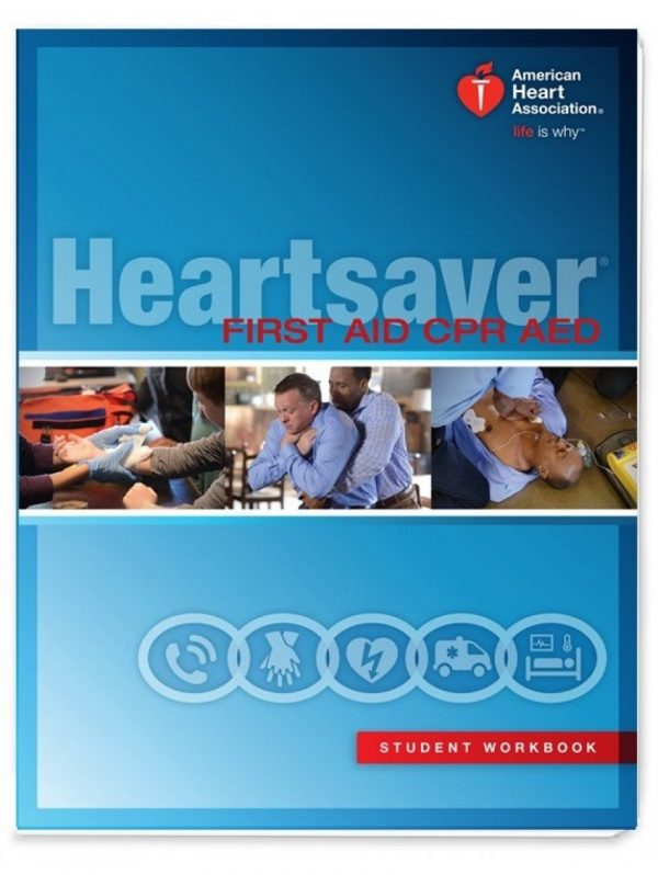 American Heart Association first aid at work cpr aed