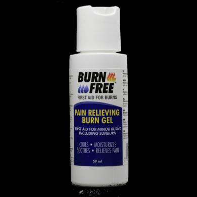BurnFree - Pain Relieving Gel, 2 oz (60ml) Bottle