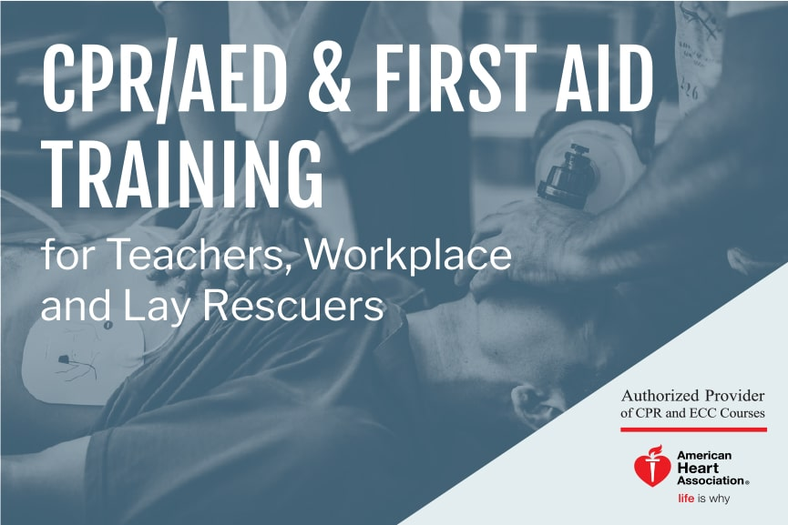 First aid training bangkok thailand cpr aed course