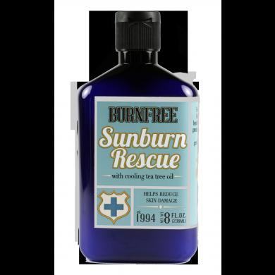 BurnFree - Sunburn Rescue Pain Relieving 8 oz (238 ml) - Bottle