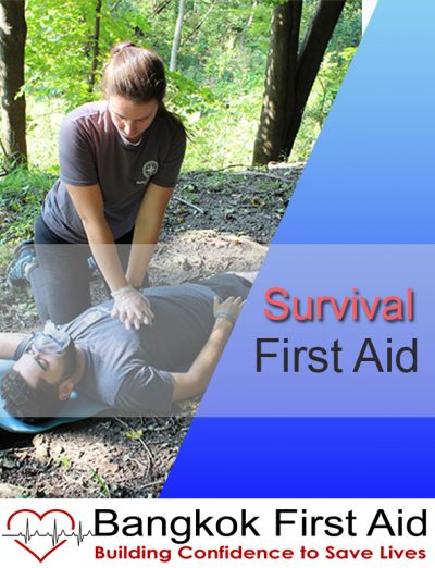Survival First Aid Course - Group Booking