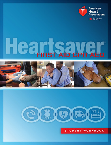 first aid cpr aed courses